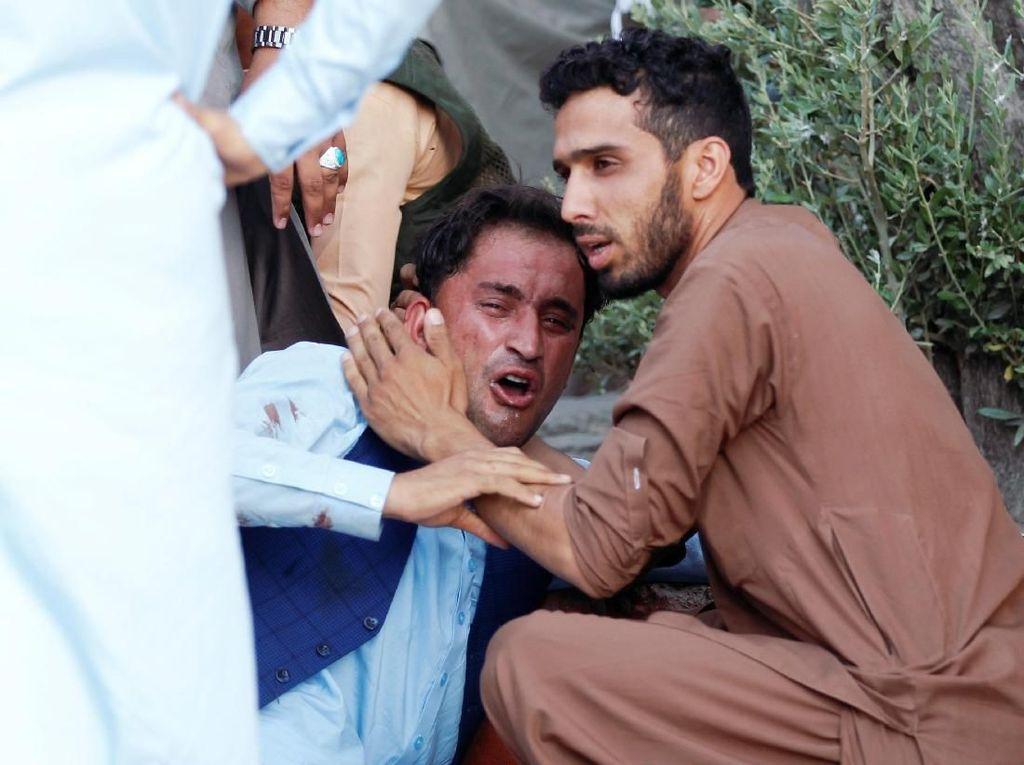 Bom Mobil Meledak di Afghanistan, 26 Orang Tewas