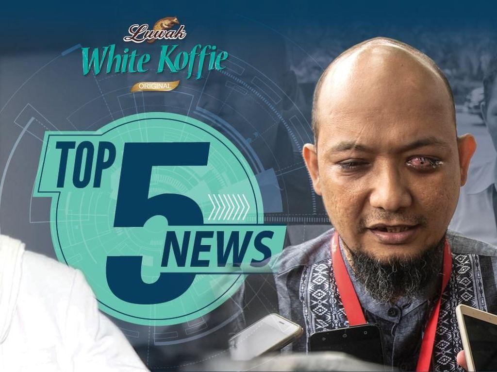 Kasus Chat Habib Rizieq SP3, Menunggu Tim Pencari Fakta Kasus Novel