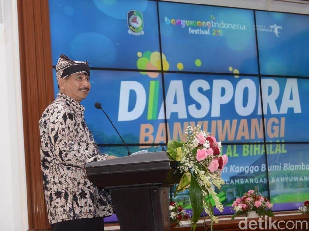 Menpar Ungkap Win Way Triple-triple Growth di Diaspora Banyuwangi