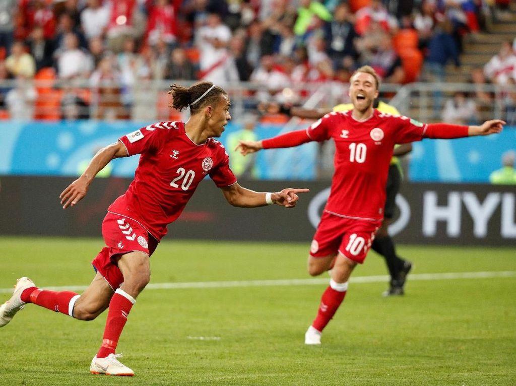 Highlights Full Time Peru Vs Denmark