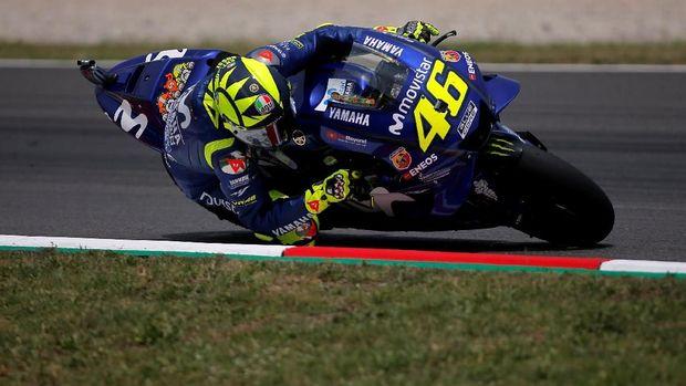 Valentino Rossi menjadi juara MotoGP untuk kali terakhir pada 2009.