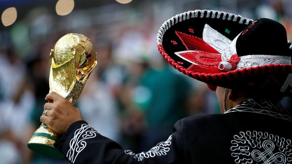 Para Pemain Piala Dunia 2018 yang Paling Dibicarakan Netizen