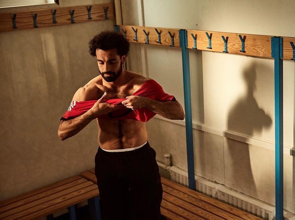 Siap-siap, Malam Ini Mohamed Salah Debut di Piala Dunia 2018