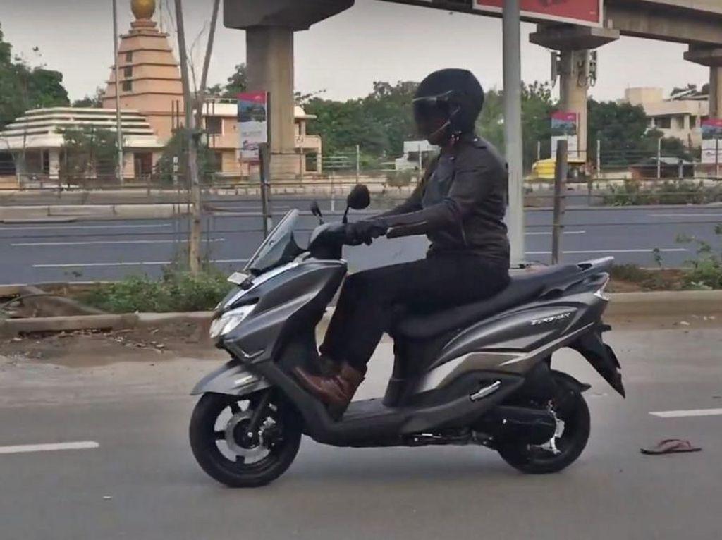 Isyarat Suzuki Lahirkan Pesaing Nmax dan PCX