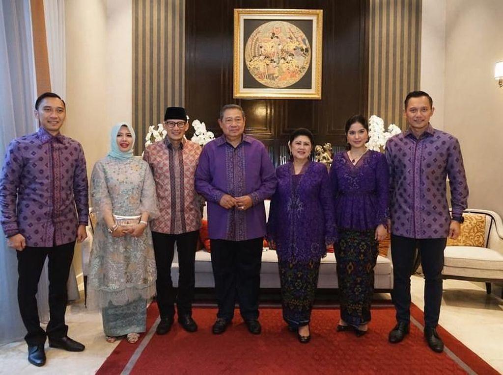 Demokrat Nilai Klaim Sandiaga soal Pesan SBY Bisa Merugikan