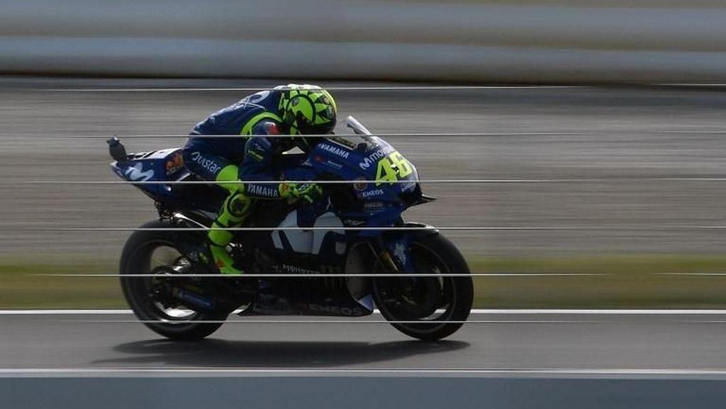 Upgrade Motor Yamaha Tak Memberi Hasil yang Diinginkan Rossi