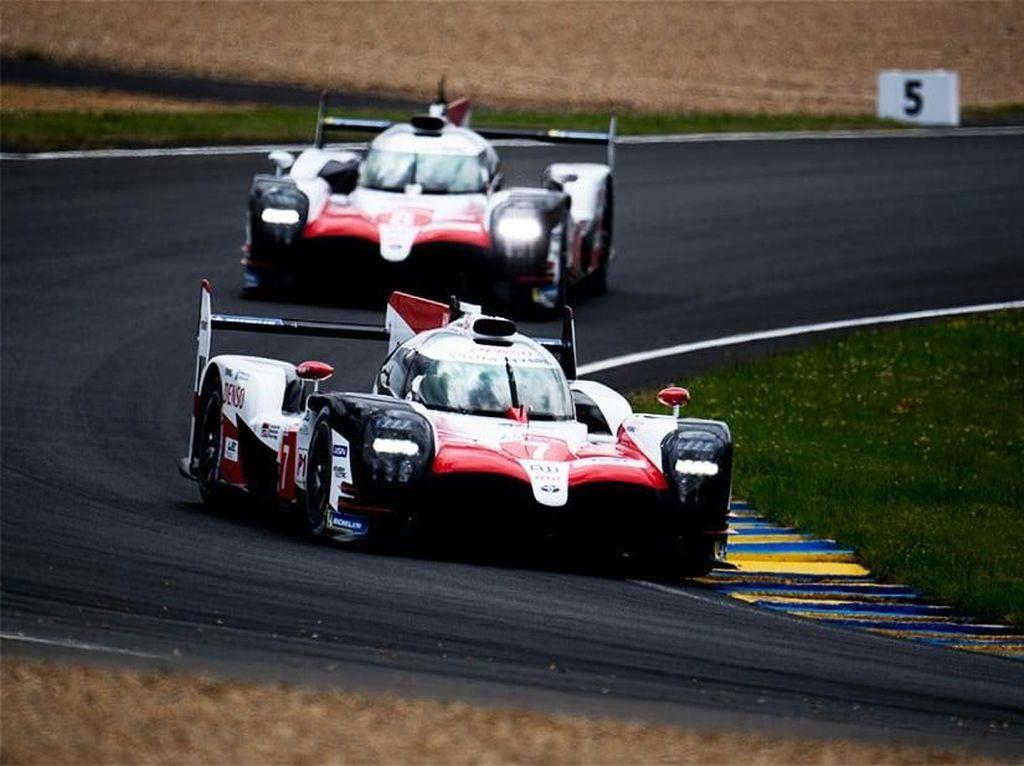 Setelah 20 Tahun, Toyota Juarai Balap Le Mans 24 Jam