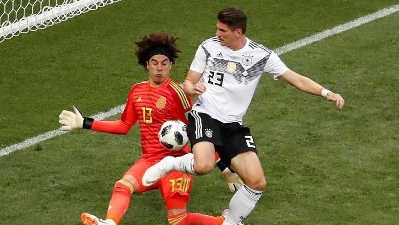 Guillermo Ochoa Mandulkan Jerman di Piala Dunia 2018, Brasil di 2014