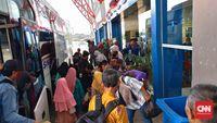 Transjakarta Sediakan 'Bus Malam' di Terminal Pulogebang