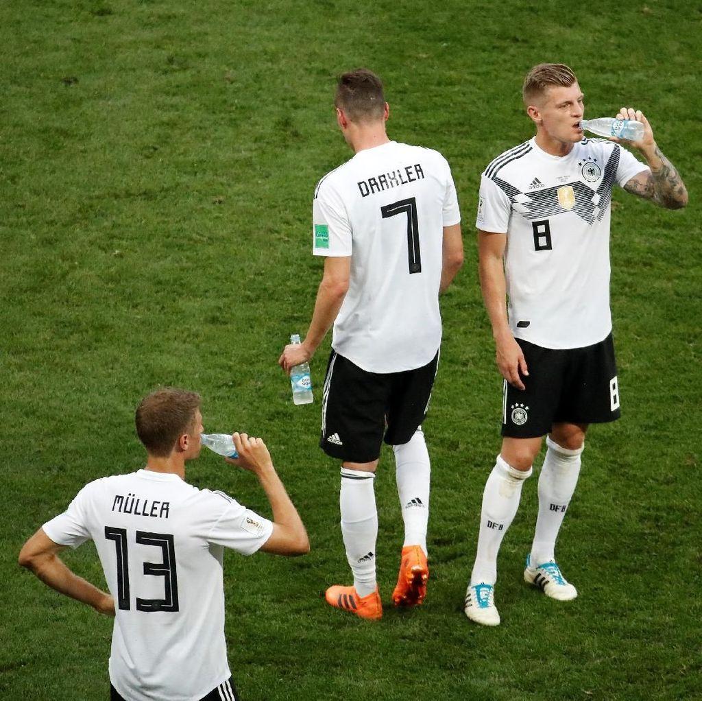 Jerman Kini Wajib Menang atas Swedia dan Korsel