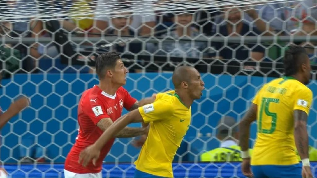 Highlight Full Time Brasil Vs Swiss