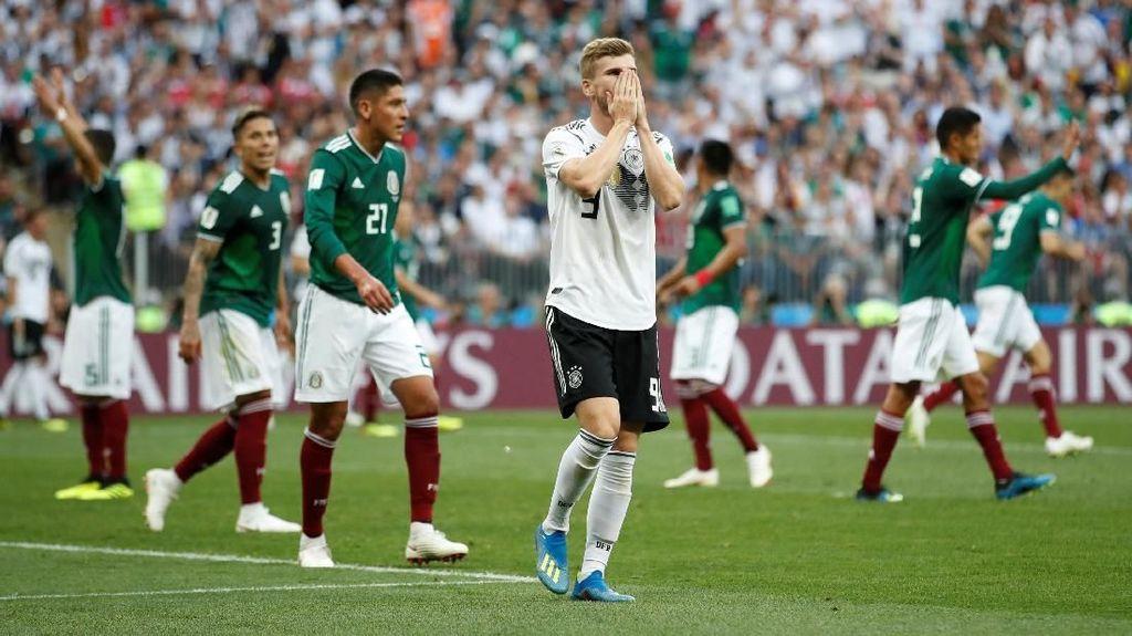 Jerman Kalah di Laga Pertama, Werner Sebut-sebut Spanyol
