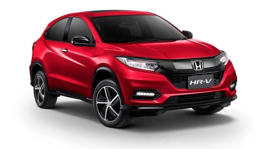 Honda HR-V Terbaru Meluncur di Thailand