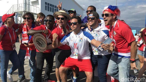 Fans Panama: Pertaruhkan Uangmu, Kami Akan Kalahkan Belgia!