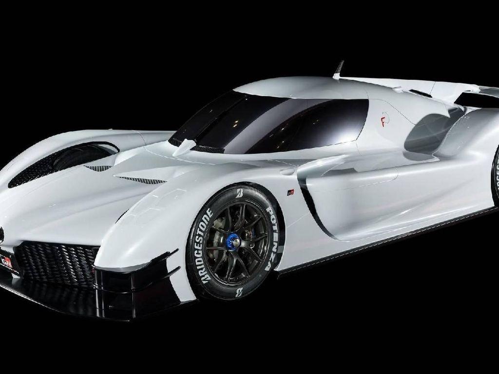 Mobil Sport Hybrid Toyota Ini Tenaganya Tembus 1.000 Daya Kuda