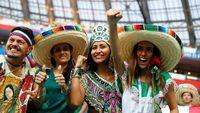 Permalink to Meksiko Menang, Pendukung Senang