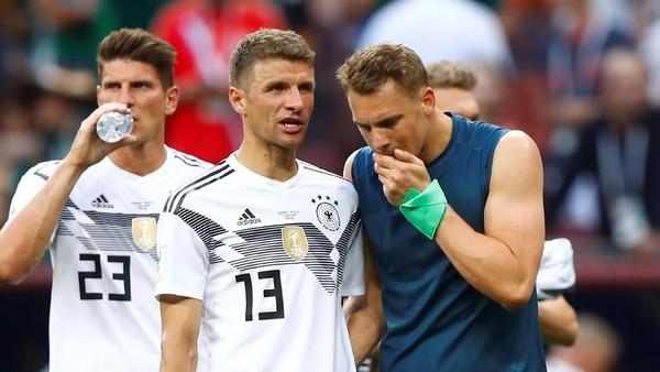 Neuer Kritik Timnya Sendiri: Jerman Tak Pernah Meyakinkan, Menyedihkan