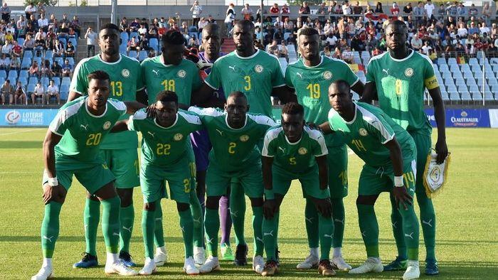 Timnas Senegal mengandalkan pemainnya di Eroa, biskah bikin kejutan lagi? (REUTERS/Eric Vidal)