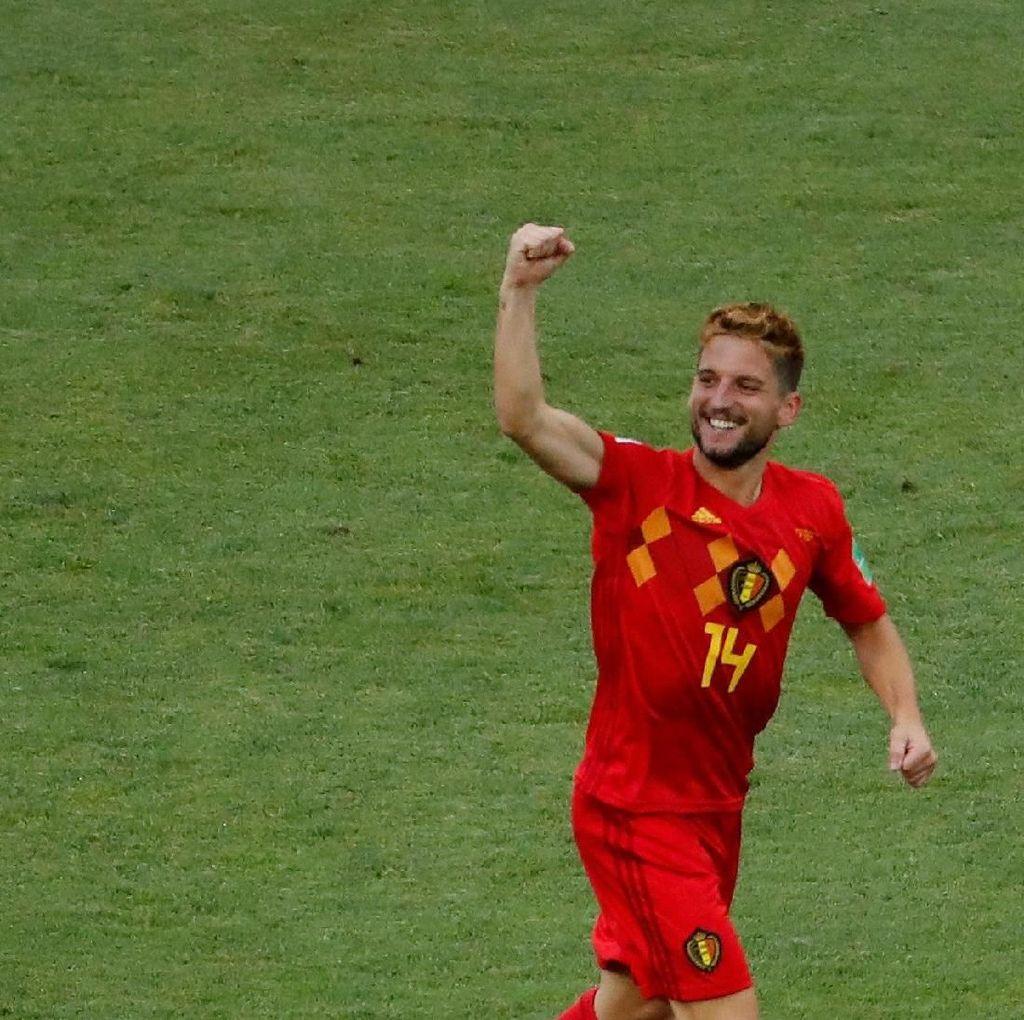 Belgia Vs Panama: Gol Dries Mertens Pembawa Keberuntungan