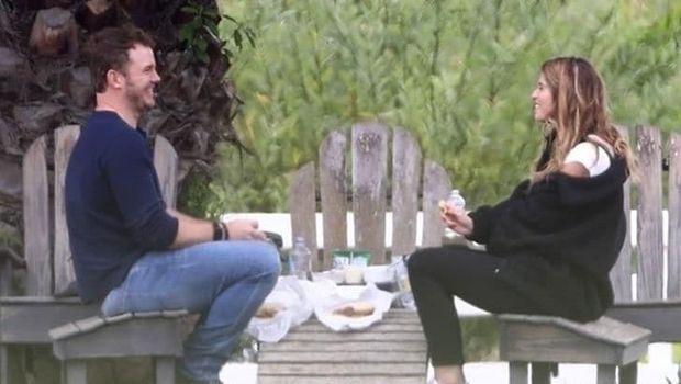 Sweet! Dukungan Mantan Istri Saat Chris Pratt Ingin Menikah Lagi