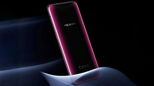 Inilah Wujud Oppo Find X yang Inovatif