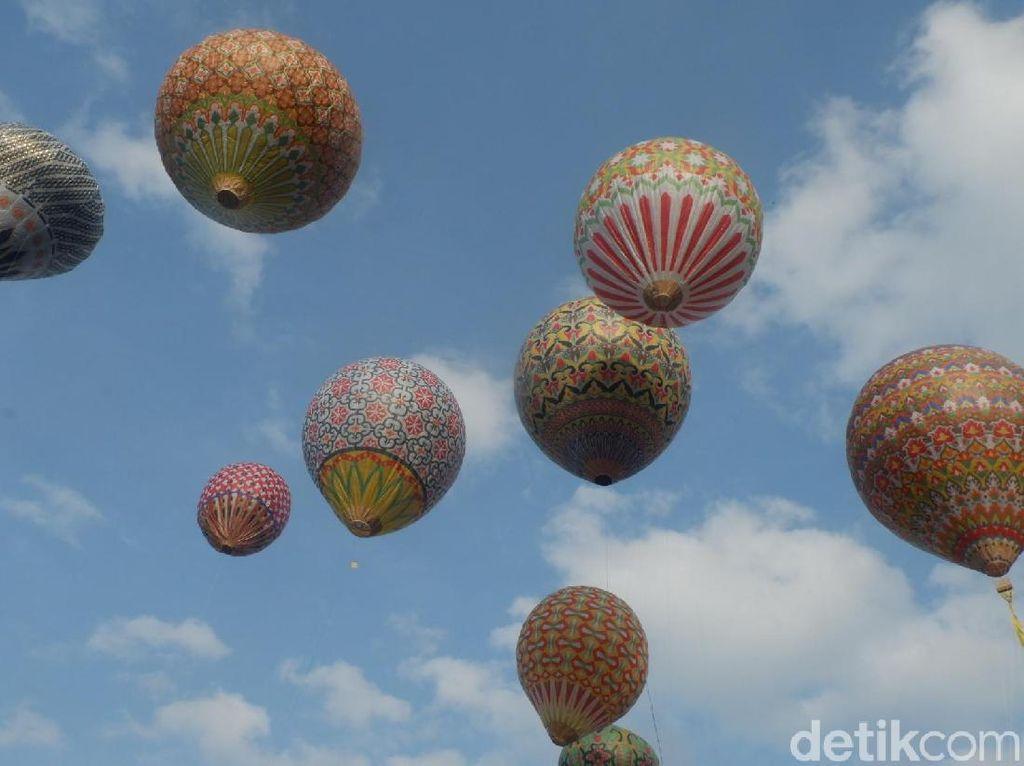 Foto: Festival Balon Udara Wonosobo yang Dijamin Aman