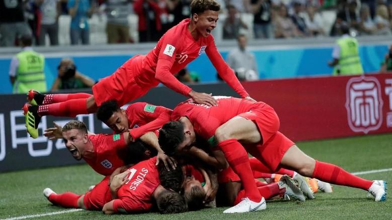 Segudang Rencana Inggris di Piala Dunia 2018