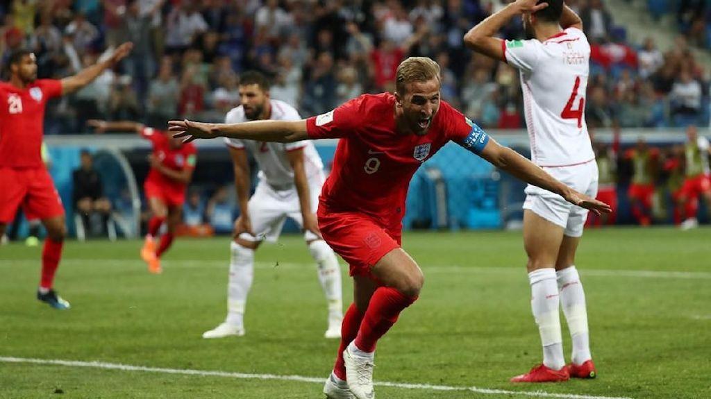 Highlight Full Time Tunisia Vs Inggris