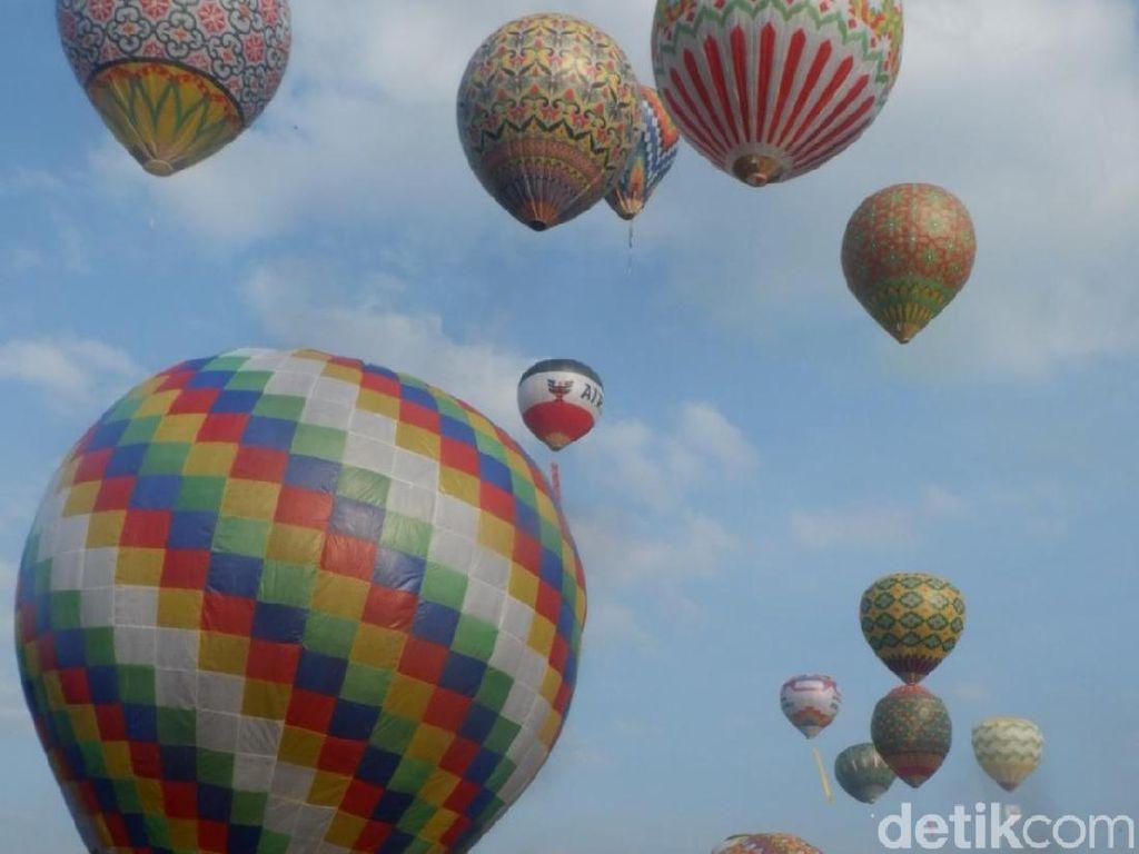 Diwanti-wanti Menhub, Ini Bahayanya Terbangkan Balon Udara