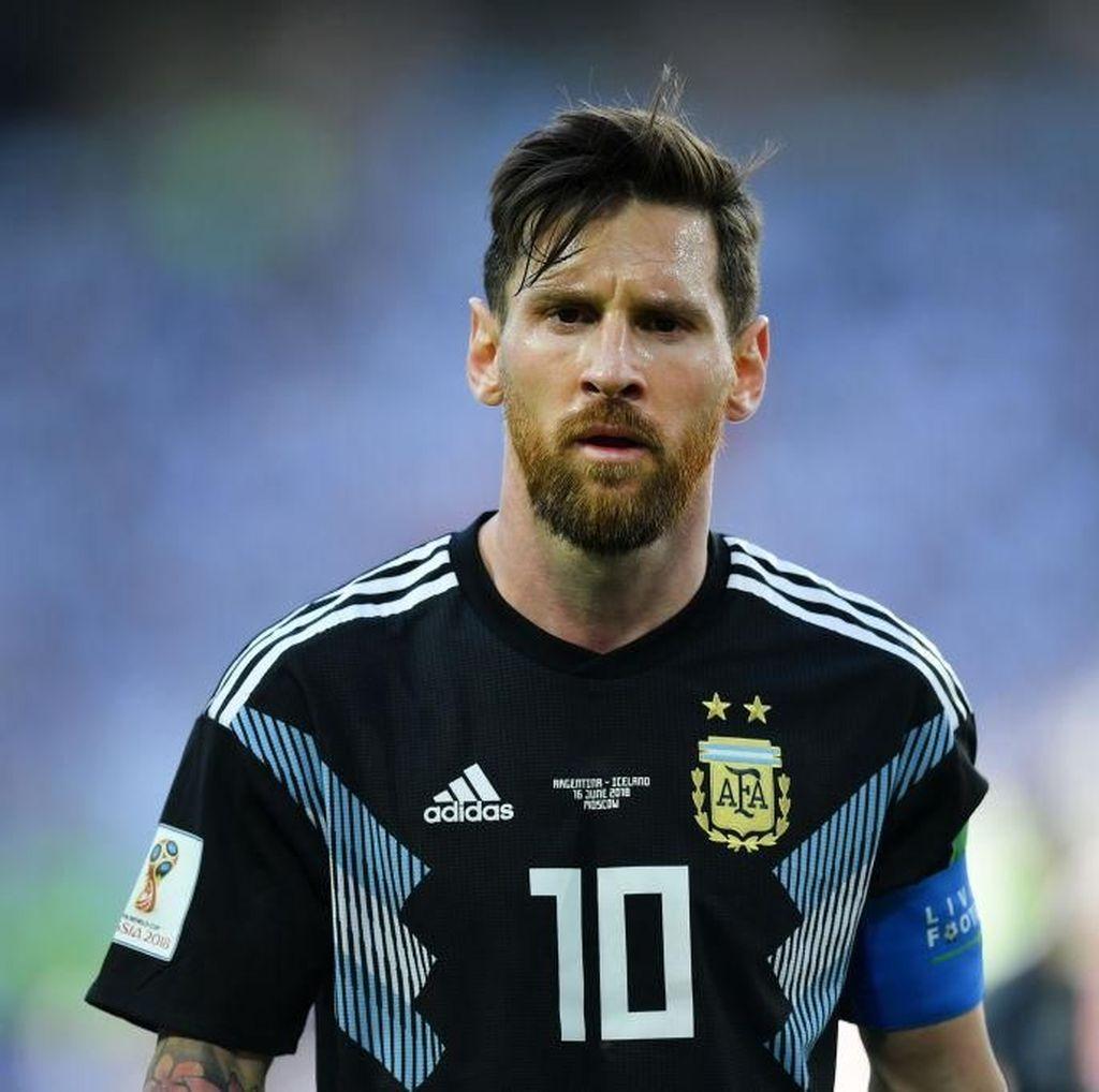 Argentina vs Kroasia: Bagaimana Tim Tango Memaksimalkan Messi?