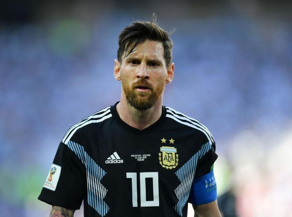 Messi hingga Kanu, Deretan Pemain Bola dengan Berbagai Masalah Kesehatan