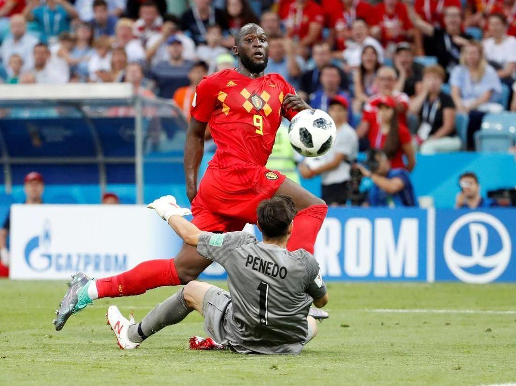 Lukaku: Belgia Langsung Fokus Lawan Tunisia