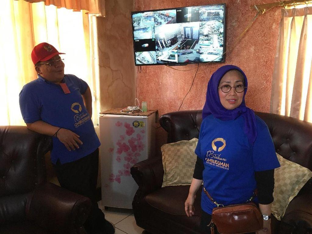 Ombudsman Soroti CCTV Tak Berfungsi di Lapas Pemuda Tangerang