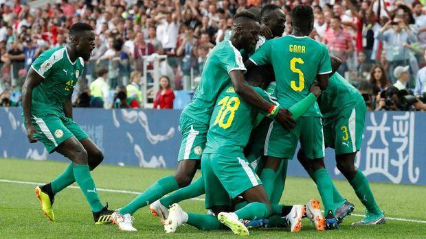 Senegal sukses mengalahkan Polandia di laga pertama Grup H.