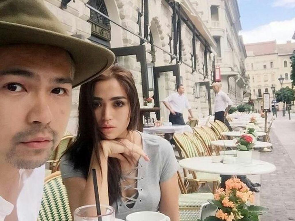Makin Panas! Kakak Jessica Iskandar Diblok Richard Kyle