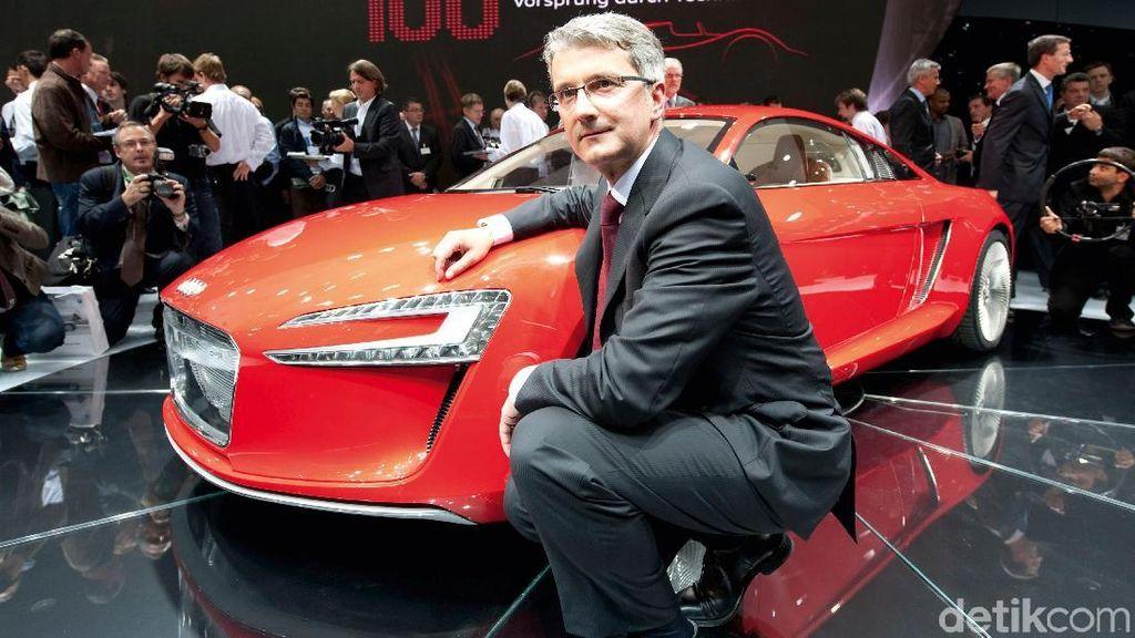 Rupert Stadler, Karyawan VW Paling Senior yang Ditahan Jerman