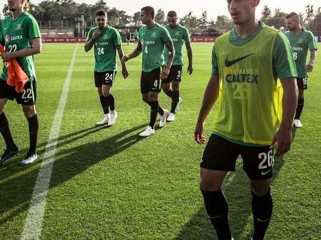 Sixpack! Olahraganya Daniel Arzani Pemain Termuda di Piala Dunia 2018
