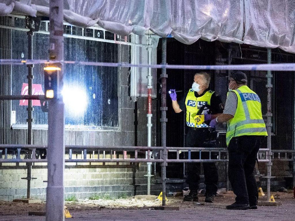 1 Orang Tewas dalam Penembakan di Malmo Swedia