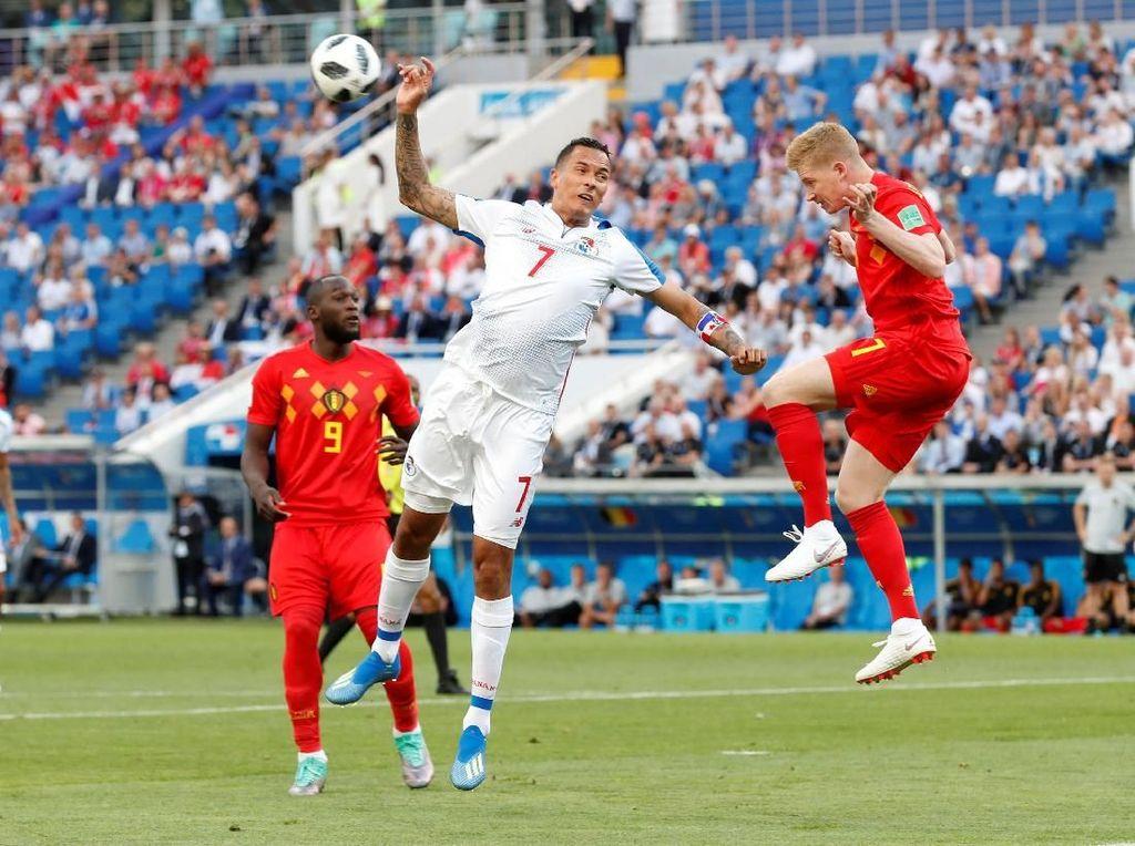 Belgia Terlalu Tangguh untuk Panama