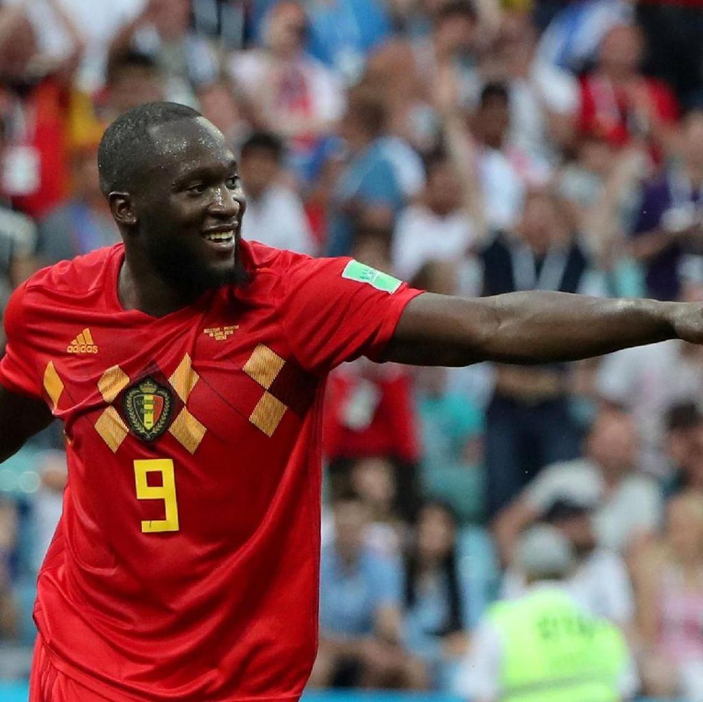 Martinez: Fokus Lukaku Bantu Belgia Menang, Bukan Gelar Top Skorer