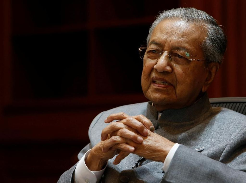 Soal Video Seks Sejenis Mirip Menteri, PM Mahathir: Itu Direkayasa