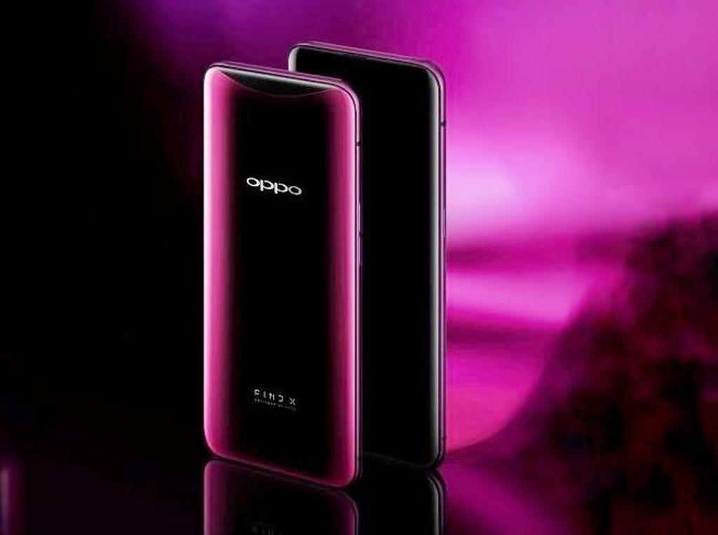 Hands On: Oppo Find X dengan Kamera Tersembunyi