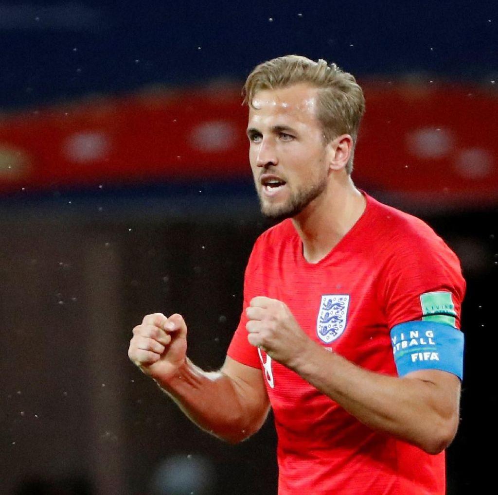 Kane: Inggris Mestinya Bisa Cetak Gol Lebih Banyak di Babak Pertama