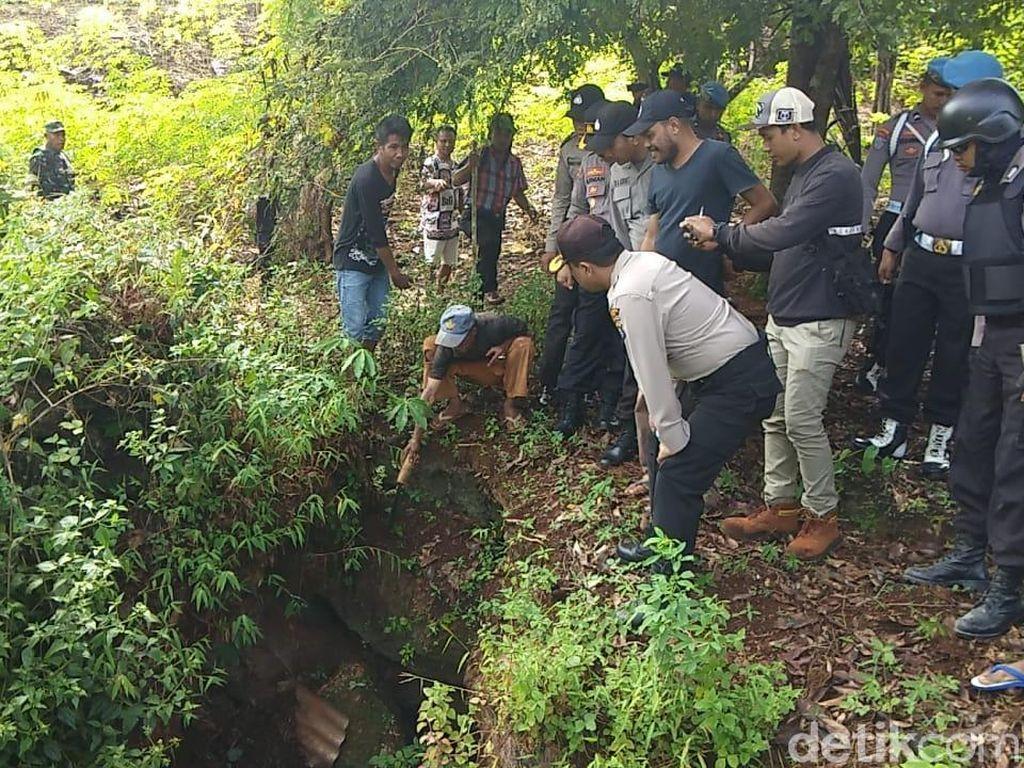 Sarang Ular yang Makan Wanita Bulat-bulat di Sultra Ditemukan