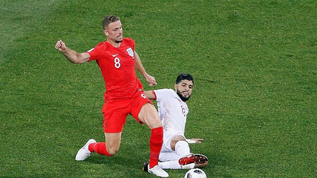Kemenangan atas Tunisia Tak Boleh Bikin Inggris Terlena