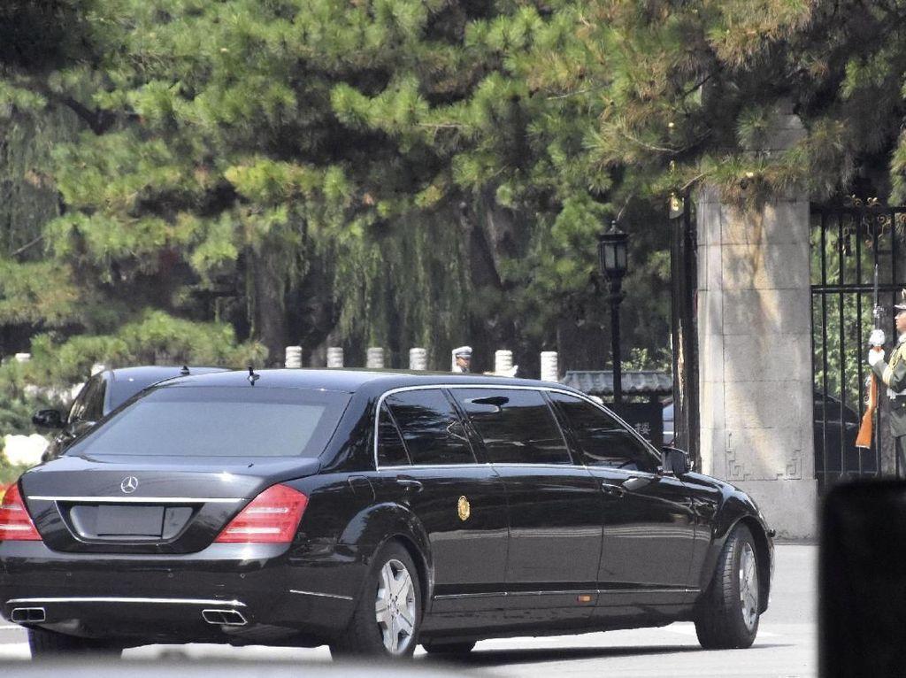 Kim Jong Un Kunjungi China, Bahas Trump dengan Xi Jinping