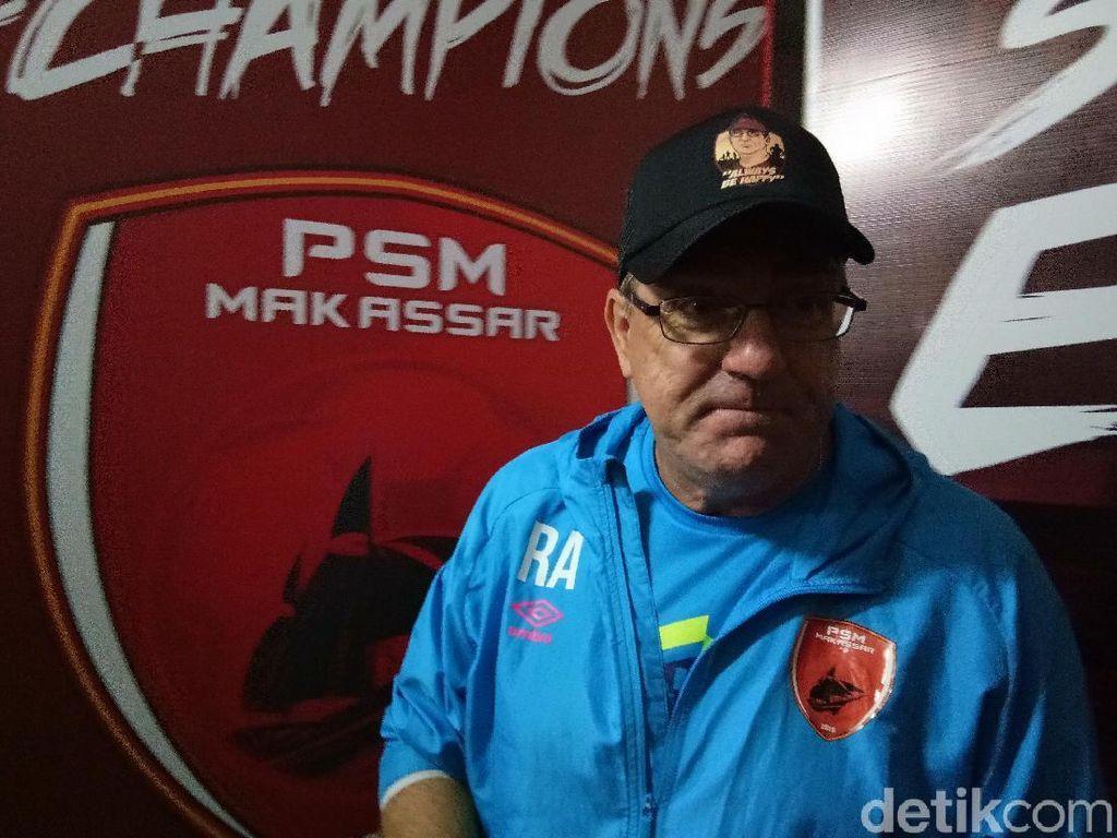 Pasca Libur Panjang, PSM Makassar Periksa Kondisi Pemain