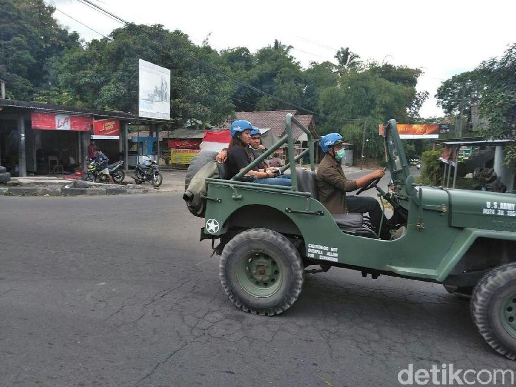 Wisatawan Tewas, Dishub Sleman Kaji Ulang Rute Lava Tour Merapi