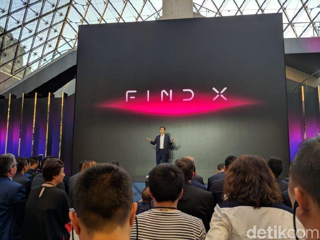 Inilah Find X, Ponsel Flagship Terbaru Oppo yang Inovatif