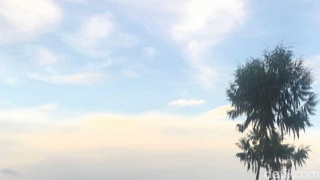Foto: Melihat Awan dari Dekat di Tana Toraja